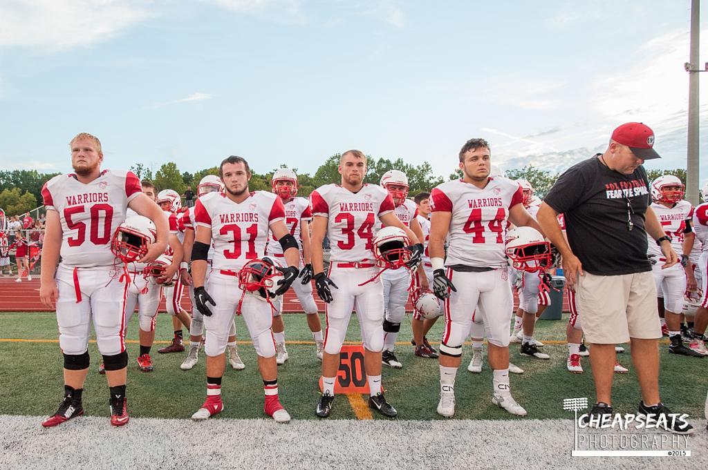 Fox High School Warriors; Cheapseats Photo