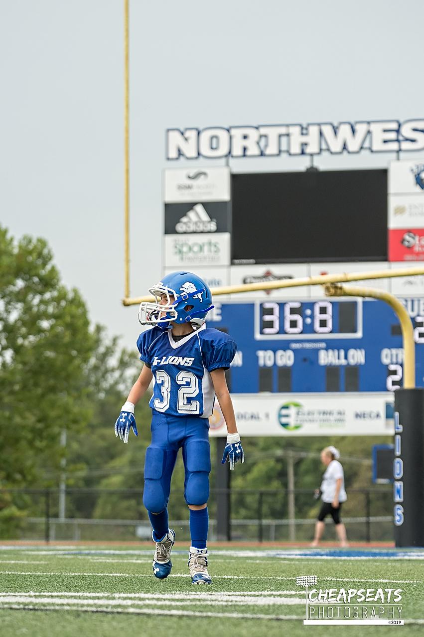 Jayden Green - Northwest Jr. Lions