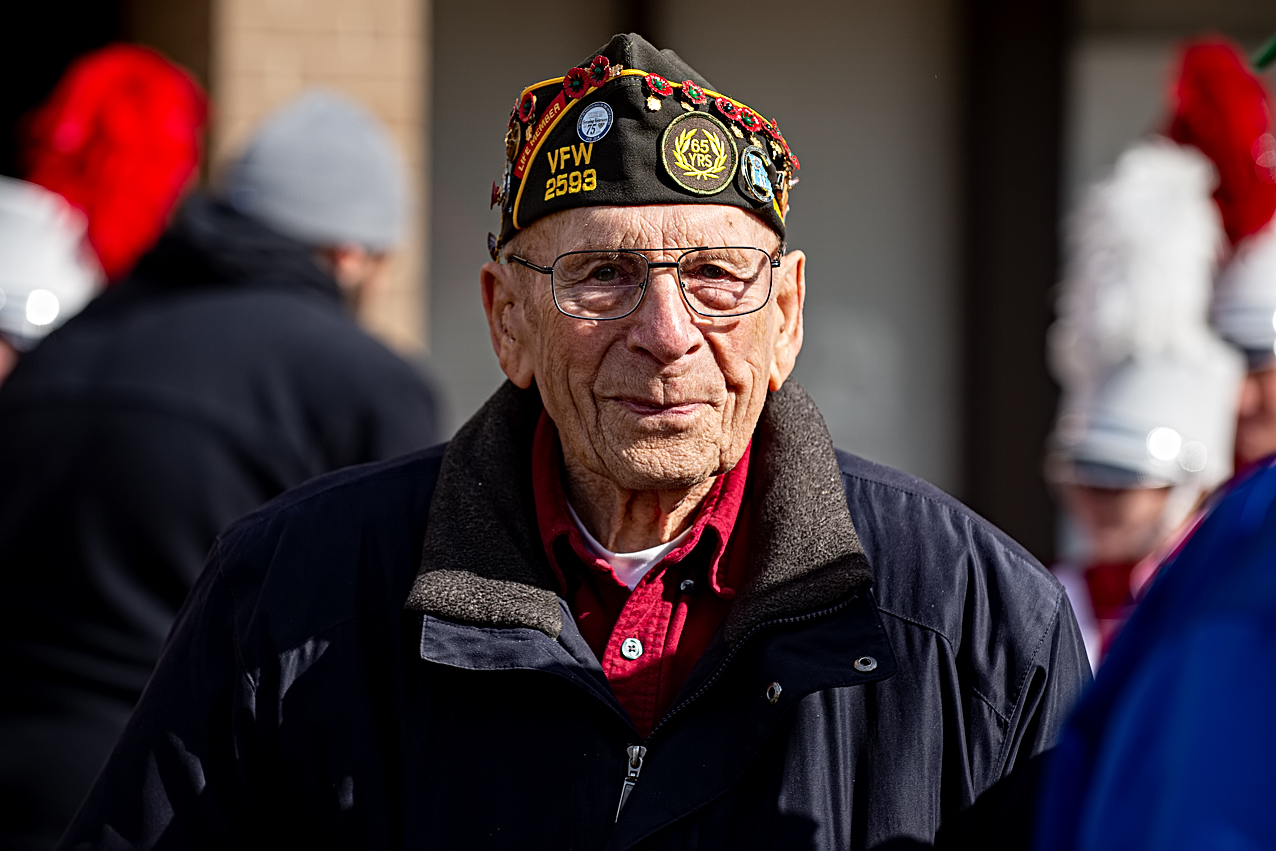 Roy Wilde - Korean War Veteran