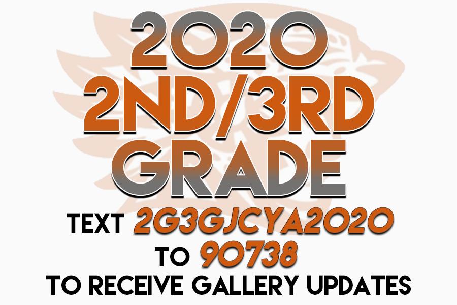 2020 JCYA 2nd/3rd Grade