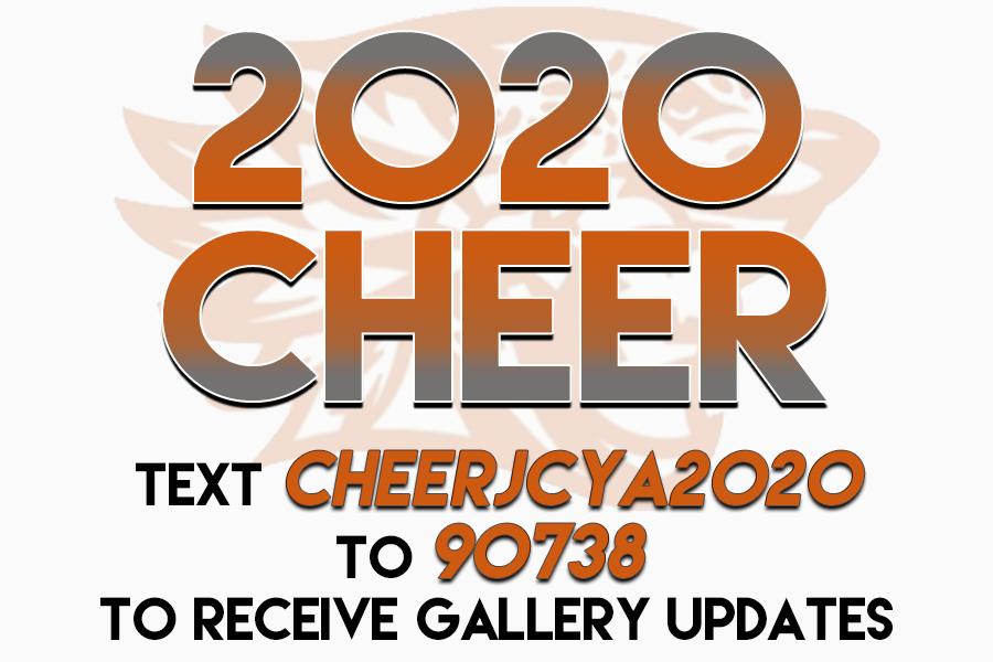 2020 JCYA Cheer