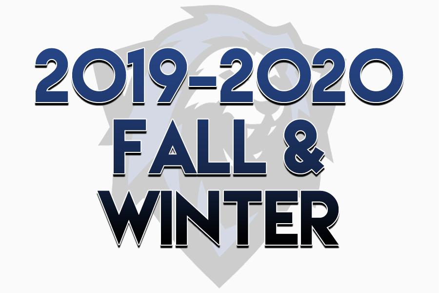 2019-2020 Fall & Winter