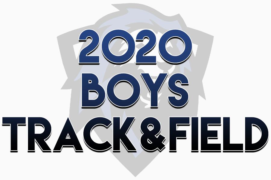 2020 Boys Track & Field
