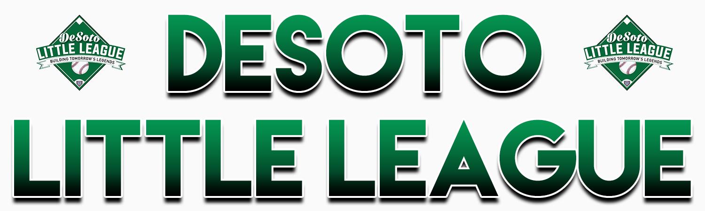 DeSoto Little Leage Header