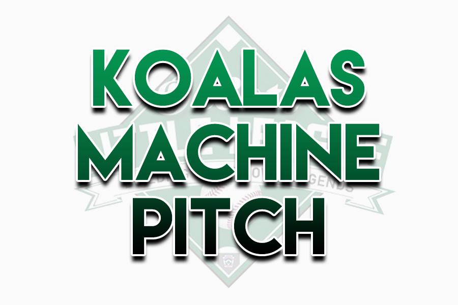 Koalas Machine Pitch