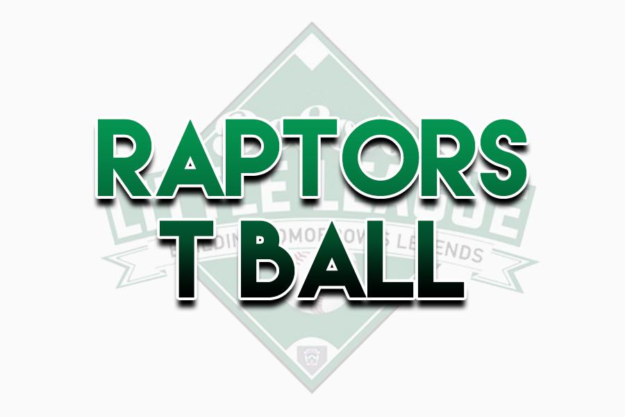 Raptors TBall