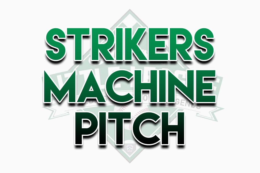 Strikers Machine Pitch